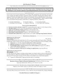 Sample Resume Of Office Administrator by Sample Resume Template Administrative Assistant Bpjaga Pl Sample