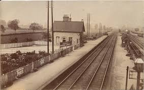 Isham and Burton Latimer railway station