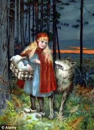 red riding hood folk tale reveal history human