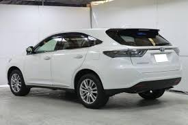 lexus harrier new model 2014 toyota harrier checklist