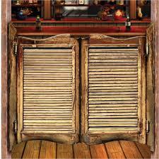 i really want to do swinging saloon doors for the nursery closet