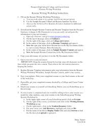 Resume For College Student Sample by Resume College Student Sample Resume For Your Job Application
