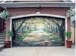 garage door designs 1000 ideas about modern garage doors on garage door designs 11 of the most awesome garage door murals in the world pictures