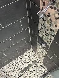 25 best pebble tile shower ideas on pinterest pebble color