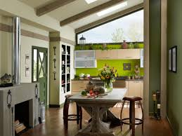 Wall Color Ideas For Kitchen by 9 Kitchen Color Ideas That Aren U0027t White Hgtv U0027s Decorating