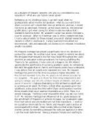 Scholarship Essay Examples Career Goals