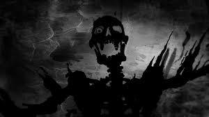 halloween background of wich mcc 68 evil dark skull wallpaper widescreen wallpapers evil