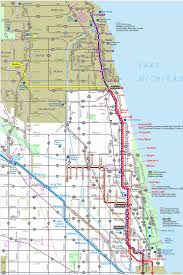 North Shore Chicago Map by Er2003 International Conference On Conceptual Modeling