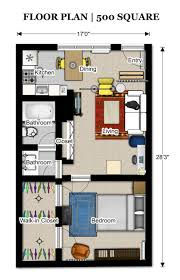 100 studio apartment plans one room efficiency apartment