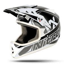 white motocross helmets nitro raider junior motocross helmet u2013 speed demon