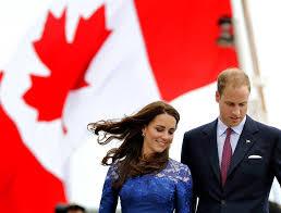 canada the royal family