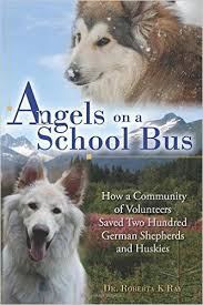 american eskimo dog lion cut angels on a bus u0027 recounts dog rescue operation in butte
