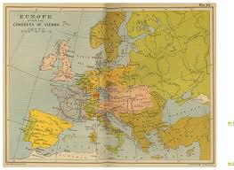 Europe After Ww1 Map by Map Quiz I Europe After Congress Of Vienna 1815