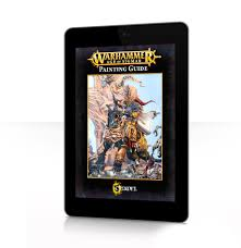warhammer age of sigmar painting guide ebook tablet from games