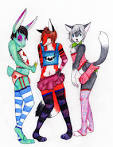 FEMBOYS - Erase My Button by ~editedlust on deviantART