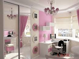 teens room cute pink girls bedroom decoration ideas with corner
