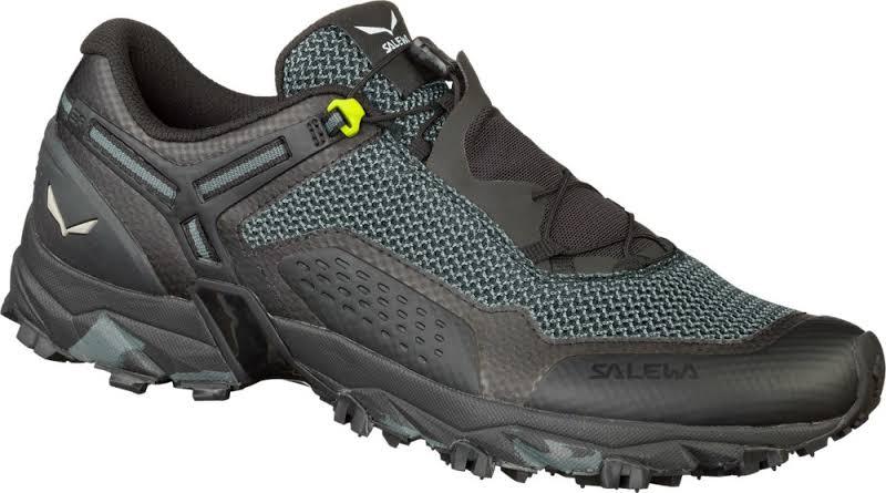 Salewa Ultra Train 2 Hiking Shoes Black/Black 12 00-0000064421-0971-12
