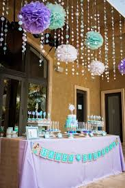 Decoration Themes Best 25 Mermaid Party Decorations Ideas On Pinterest Under The