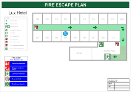 How To Create Your Own Floor Plan by Visual Fire Escape Planner