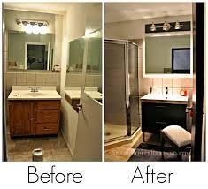 bathroom apartment bathroom makeover apartment therapy bathroom
