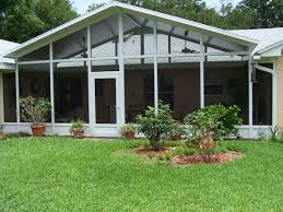 Screen Porch Roof by Superior Aluminum Installations Inc Orlando Screen Room Sunrooms