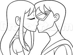 teen titans coloring page at go colouring pages shimosoku biz