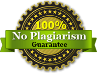 No Plagiarism  essay writers Click here to get this paper done by our professional writers at
