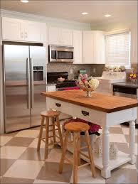 kitchen island cart with breakfast bar kitchen oak kitchen island