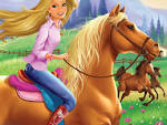 Wallpapers Backgrounds - Barbie Cartoons Wallpapers section