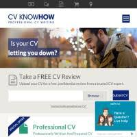 Top    UK CV Writing Services        Reviews  Costs  amp  Features No Reviews com CV Knowhow image