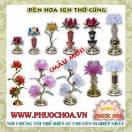 HCM - PHƯỚC <b>HOA</b> - Trang Tủ Thờ Thần Tài-Phật-Tượng Gốm Sứ-Đồ Đồng <b>...</b>