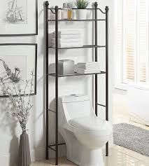 Bathroom Storage Shelves Over Toilet by Bathroom Over The Toilet Cabinet Ikea Bath Shelves Over Toilet
