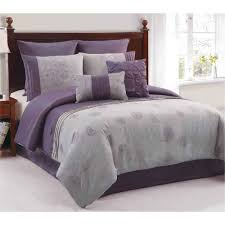 Purple Bed Sets by Two Tone Lavender Bedroom Colors Design The Color