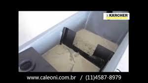 lavadora e secadora de piso karcher bd530 eletrica youtube