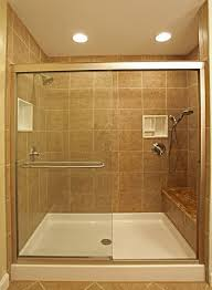 Gallery Of Alluring Shower Stall Ideas In Bathroom Decoration For - Bathroom shower stall designs