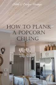 how to plank a popcorn ceiling used lowe u0027s pine plank tongue and