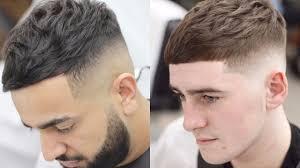 Cool Haircuts For Guys Guys Cool Crop Fade Haircuts 2017 Hairstyles Haircuts Youtube