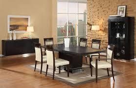 Wood Dining Room Small Modern Dining Room Wood Trellis Backrest Wonderful Iron