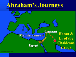 Exodus Route Map by Old Testament Maps Ebibleteacher