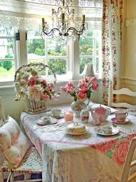 Dining Room Table Decor Ideas by Shabby Chic Decor Hgtv