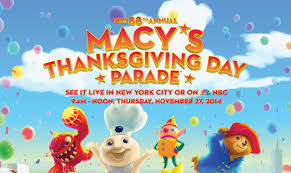 when is the thanksgiving day parade 2014 your guide to the macy u0027s thanksgiving day parade guidebook