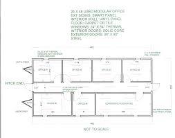 Interior Design Symbols For Floor Plans by Home Office Floor Plan Good St Level Reverse Living House Plan