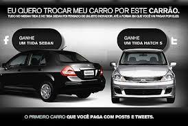 Promoção Nissan Quero Meu Carrão