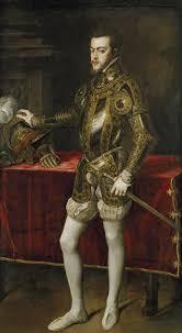 Philip II in Armour
