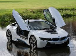 Bmw I8 White - current inventory tom hartley