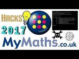 mymaths hack