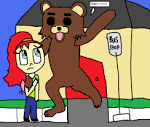 Pedo Bear strikes again!!!!   – pedo bear Fan Art (23288668