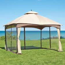 Small Gazebos For Patios by Patio Gazebos Patio Accessories The Home Depot