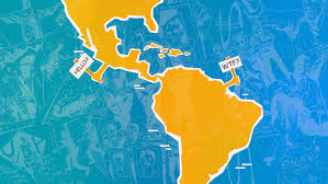 Latam Map Please Don U0027t Call It The Latin American Spring Fusion