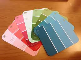 Color Swatches Paint by Paint Samples Home Depot Laura Williams